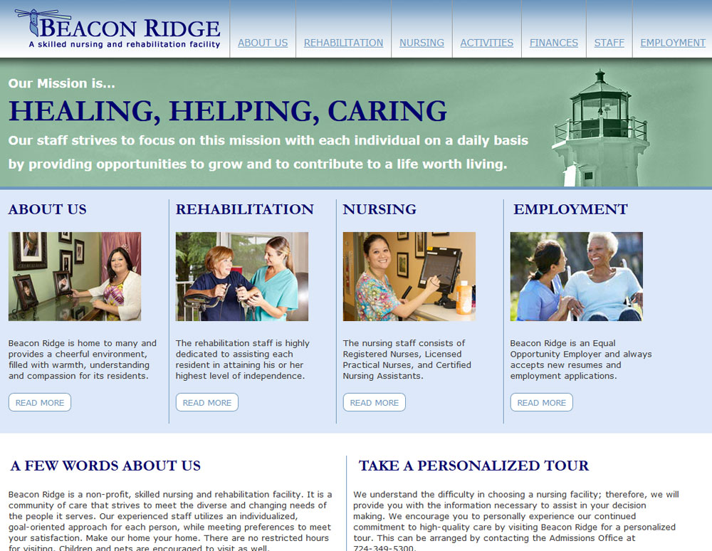 Beacon Ridge Nursing & Rehabilitation Facility