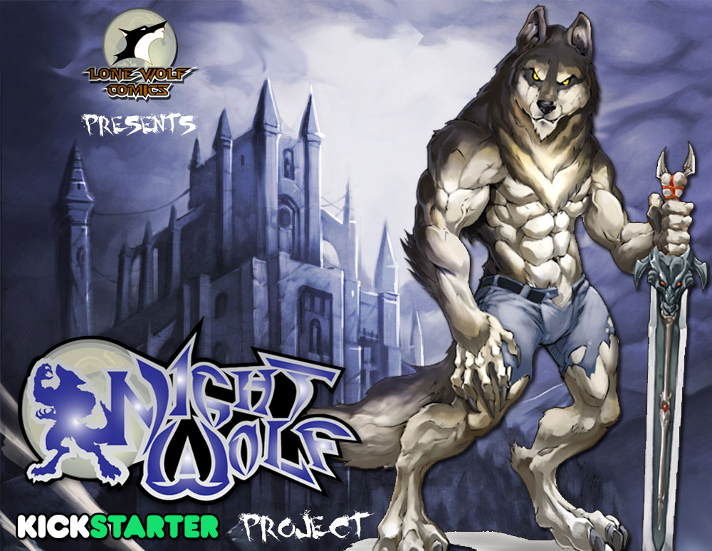 Night Wolf Kickstarter Video