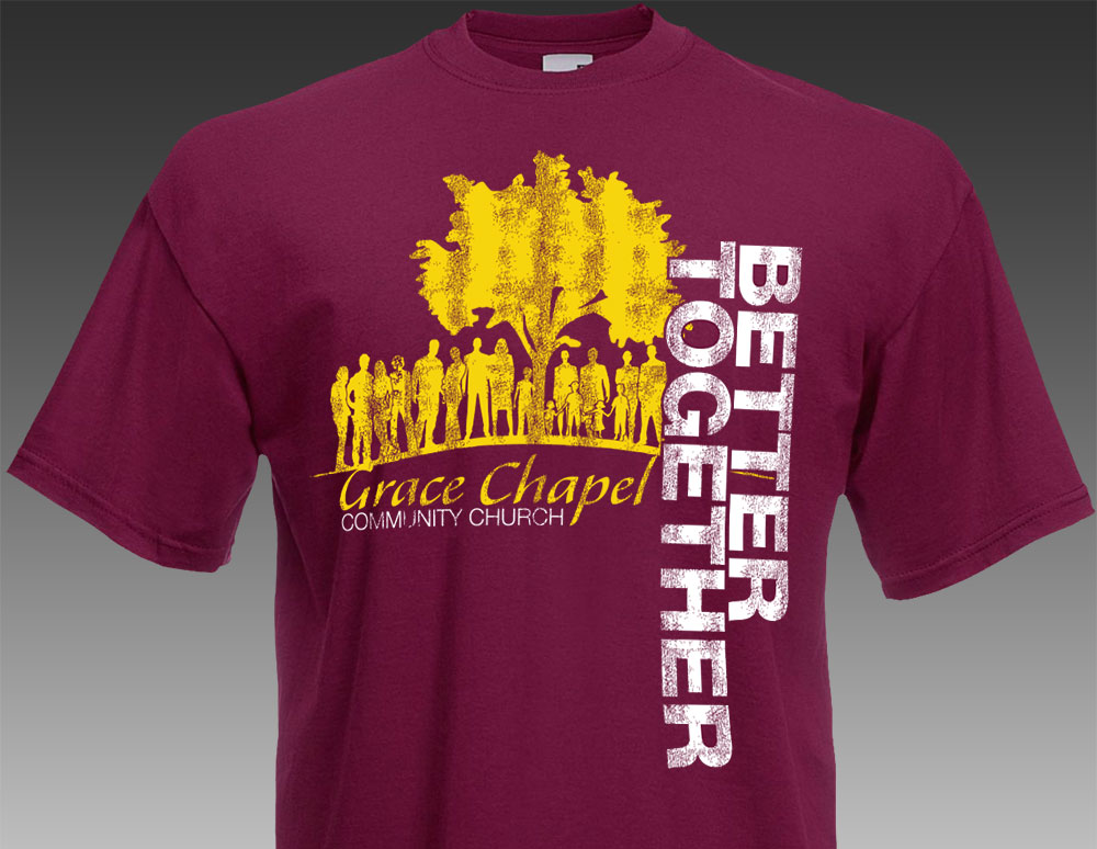 Grace Chapel Community Church T-Shirt