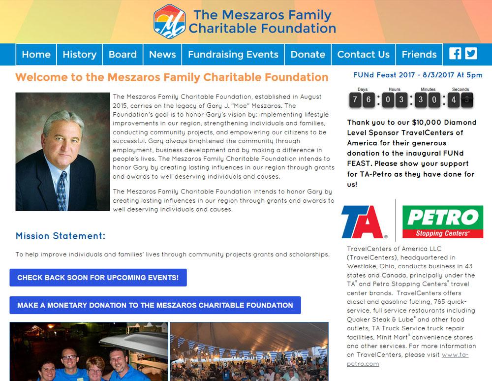 Meszaros Family Charitable Foundation
